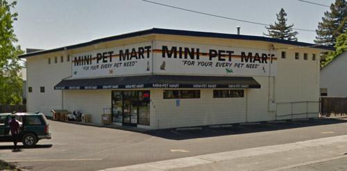 Mini Pet Mart